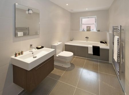 Why Ceramic Tiles are Ideal for Bathrooms