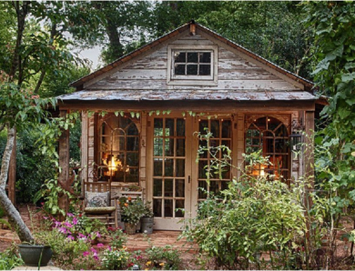 The Right Garden Building for You Now