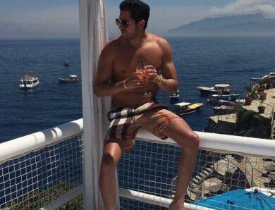 The story of businessman Alex Mendieta