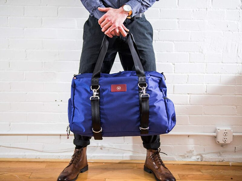 TIPS TO CHOOSE THE RIGHT GYM BAG