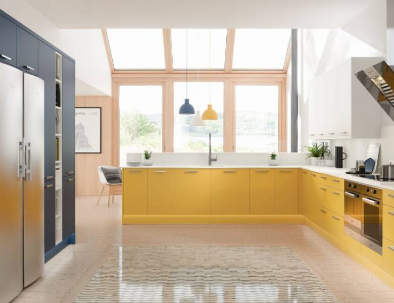 Choosing a Kitchen Colour Scheme that Matches your Taste