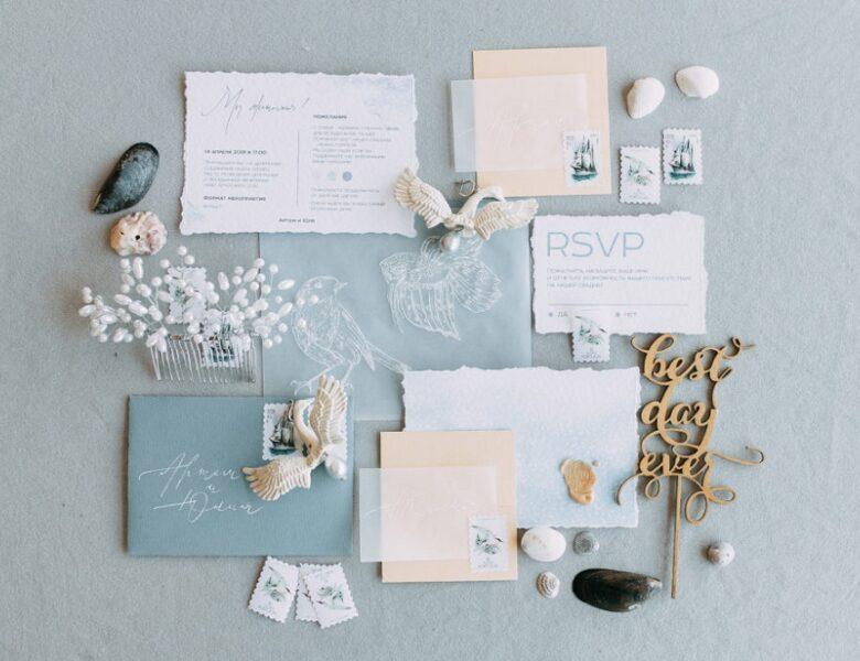 Types Of Wedding Invitations