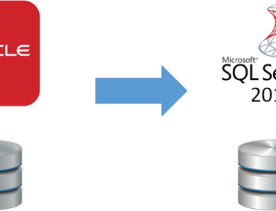 Migrate Oracle Database to SQL Server