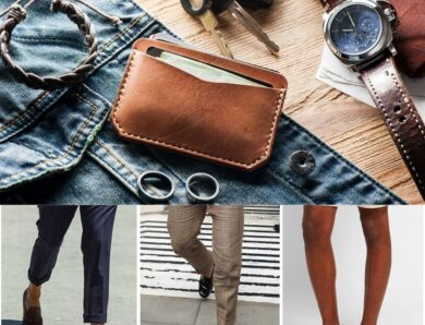 Men's Fashion Accessories That Will Make You the Showstopper at Any Party